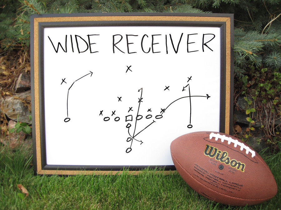 TOP FIVE ROOKIE WIDE RECEIVERS TO WATCH IN 2014